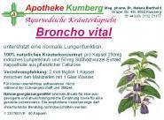 Broncho vital
