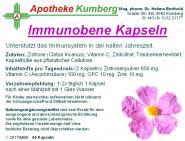 Immunobene Kapseln