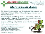 Magnesium Aktiv Kapseln