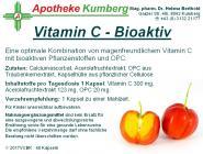 Vitamin C-Bio Aktiv Kapseln