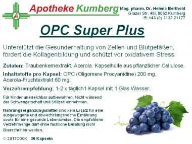 OPC Super Plus Kapseln