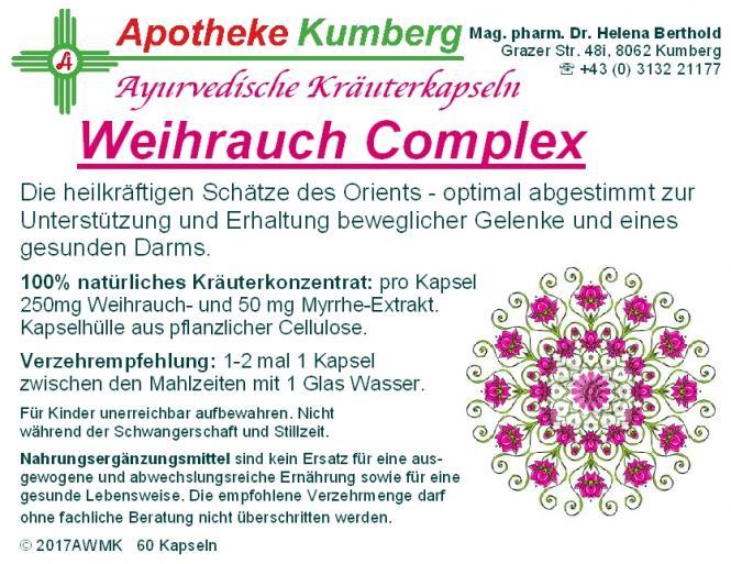Weihrauch Complex